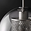Thumbnail: LED Metal & Glass Pendant Light
