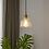 Thumbnail: LED North European Simple Retro Brass Pendant Light