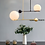 Thumbnail: LED Creative Modern Pendant Light Black & Gold