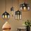 Thumbnail: (Stock) Minimalist Style LED Glass Pandent Design C