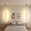 Thumbnail: LED Vertical Linear Pendant Light
