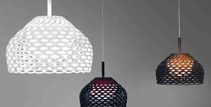 LED Modern Honeycomb Pendant Light