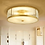 Thumbnail: LED Modern Country Style Brass Ceiling Light