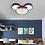 Thumbnail: LED Modern Cute Children Ceiling Light