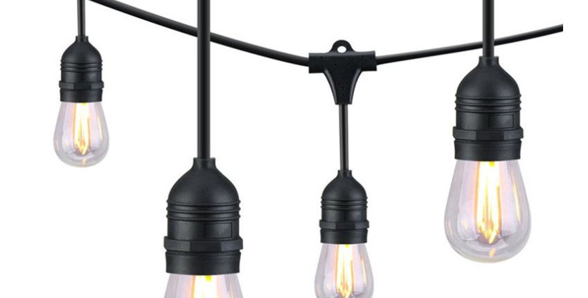 (Stock)Festoon light exclude bulb