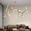 Thumbnail: LED Multi-Light Tree Branches Design Pendant Light