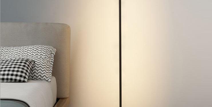 LED Minimalism Linear Floor Lamp