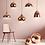Thumbnail: LED Multi-Design Simple Nordic Pendant Light