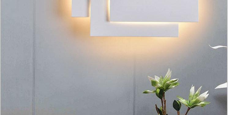 LED Aluminium Wall Light