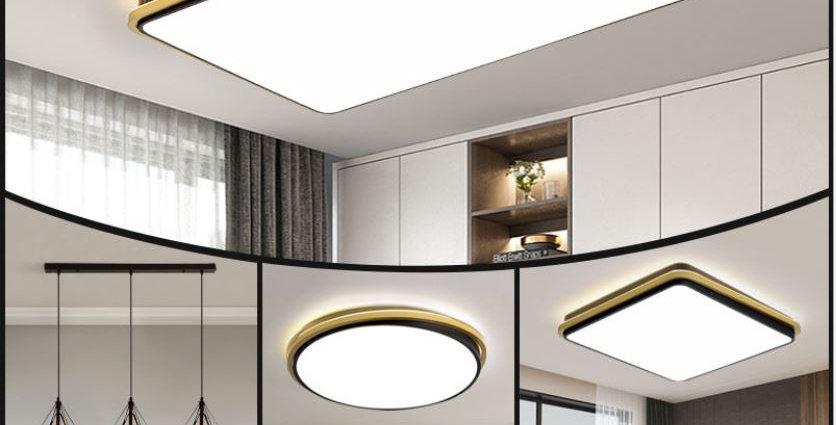 Black n Gold 3 Bedrooms Flat Package