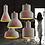 Thumbnail: (Stock) North European Style LED Cement Pendant Design D
