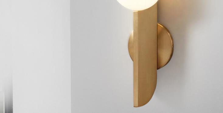 LED Retro Simple Wall Light