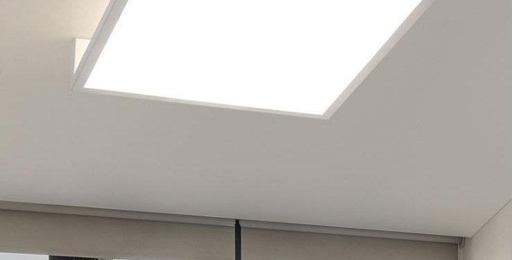 LED Drawer Design Ceiling Light