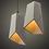 Thumbnail: Creative Classic LED Cement Pendant for Restaurant Balcony