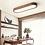 Thumbnail: LED Classic Wood Long Ceiling Light