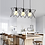 Thumbnail: (Stock) Vintage Industrial Style LED Iron Frame Pendant for Bar