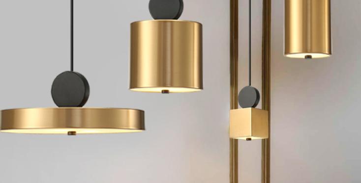 LED North-European Post-modern Pendant Light for Dining Room