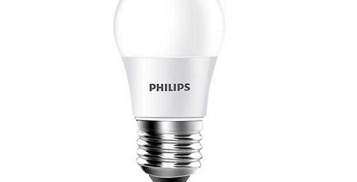 LED Philips E27 Light Bulb