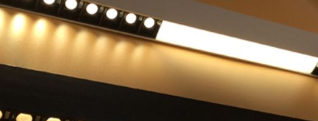 LED Aluminum Spot Flood Linear Light