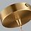 Thumbnail: LED Retro Brass Pendant Light