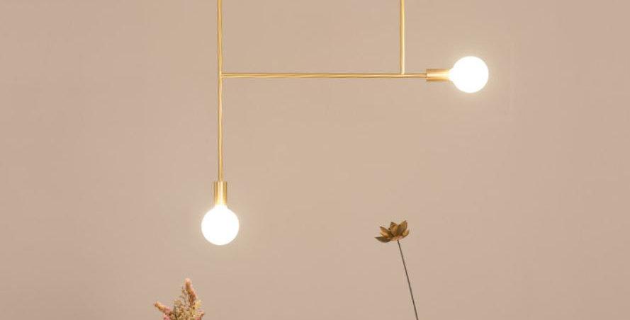 LED Minimalism Simple Modern Pendant Light