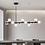 Thumbnail: LED Multi-Design DNA Molecular Pendant Light