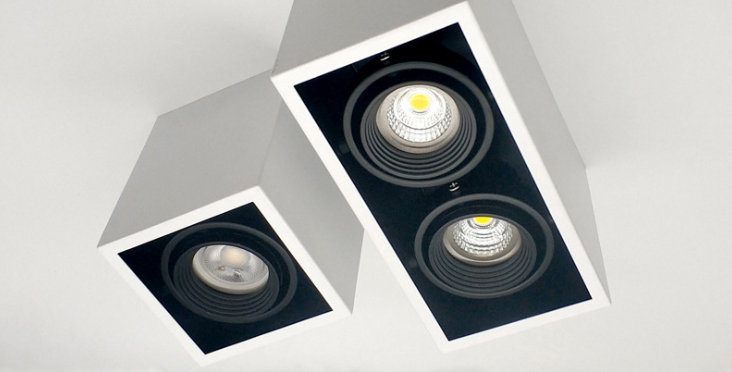 LED Multi-Design Spotlight