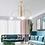 Thumbnail: LED G9 Creative Modern Pendant Light