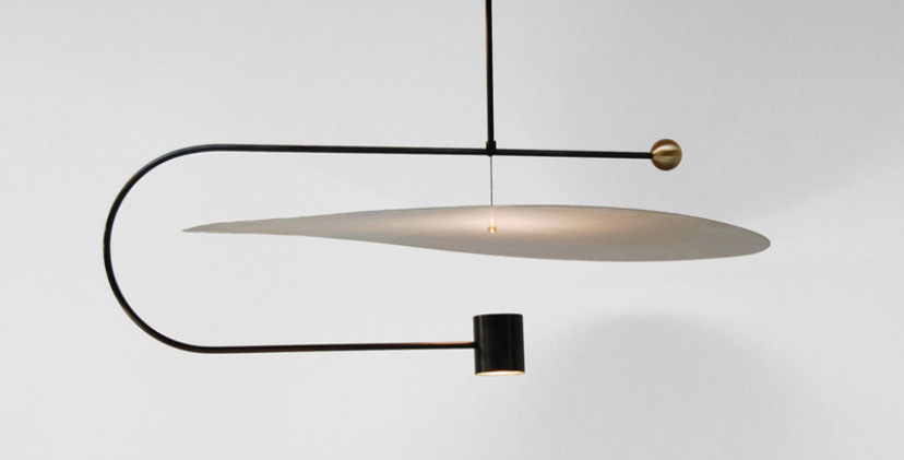 LED New Modern Simple Pendant Light