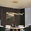 Thumbnail: LED Wave Design Modern Pendant Light