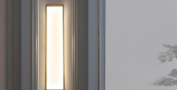 LED Simple & Luxury Outdoor & Indoor Wall Light