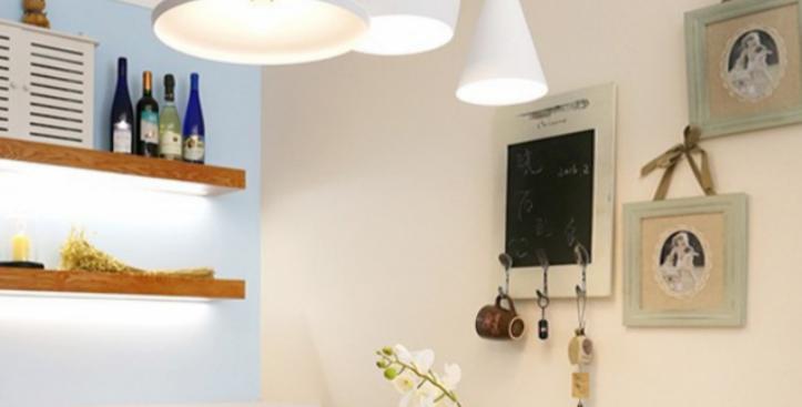 North European Style LED Instrument Shape Pendant