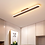 Thumbnail: LED Linear Modern Acrylic Ceiling Light