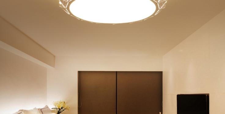 LED Simple Minimalism Creative Ceiling Light
