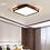 Thumbnail: LED Classic Wood Basic Ceiling Light
