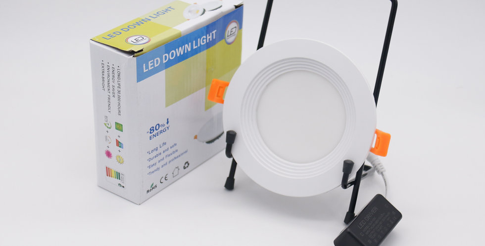 LED Antiglare Ultra-thin Round Downlight