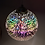 Thumbnail: LED 3D Multi-color Glass Sphere Pendant Light