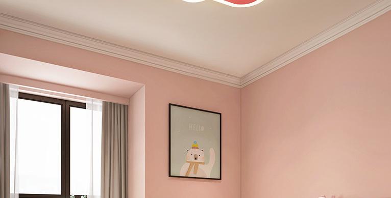 LED Modern Cloud Design Children's Ceiling Light