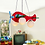Thumbnail: Airplane Design LED Pendant for Children's Bedroom