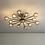 Thumbnail: LED DNA Modern Style Luxury Ceiling Pendant Light
