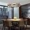 Thumbnail: LED North European Modern Glass Round Pendant Light