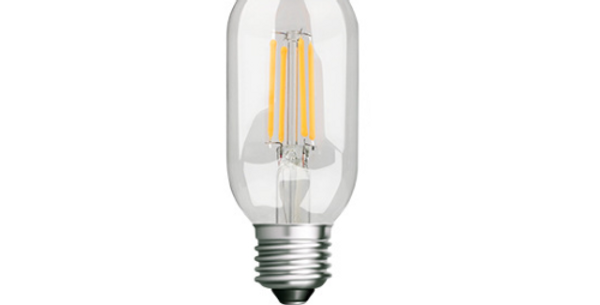 LED T45 E27 Edison Light Bulb