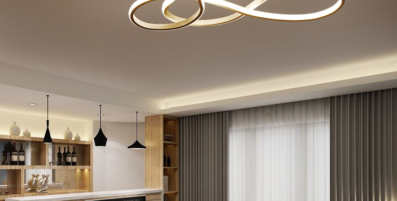 LED New Infinity Modern Ceiling Light