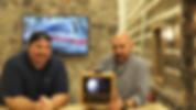 iPad & Bluetooth Speaker TV Case for Ernie of Haunted OC, Fandom Productons & Waltland Tours