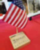Laser Engraved Veteran's Day Plaques