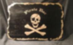 Pirate Bar Sign