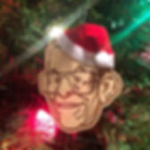 Bob Gurr Laser Engraved Ornaments
