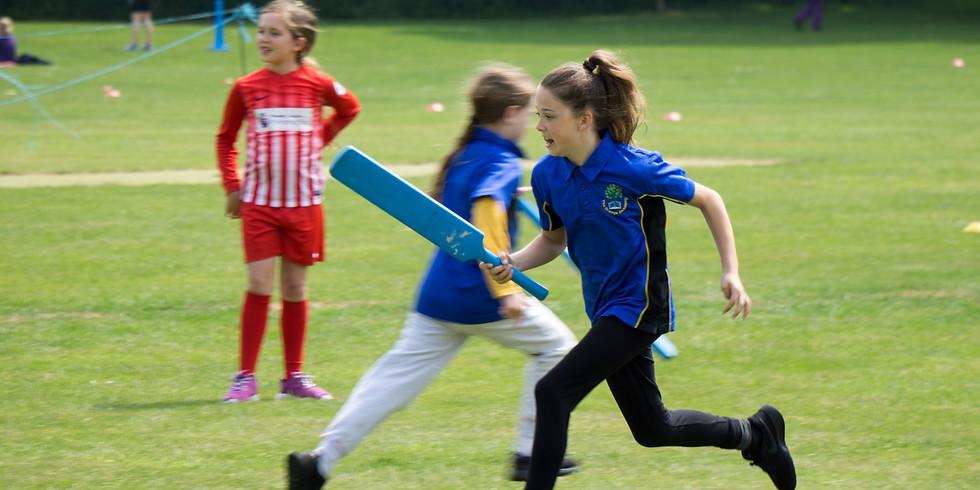 Girls U11 Kwik Cricket