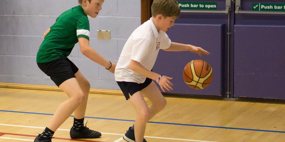 U11 Basketball