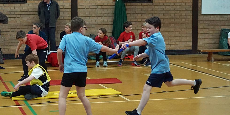 Small / Rural Schools Sportshall Athletics